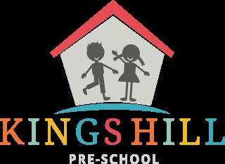 Kings Hill Pre School Logo